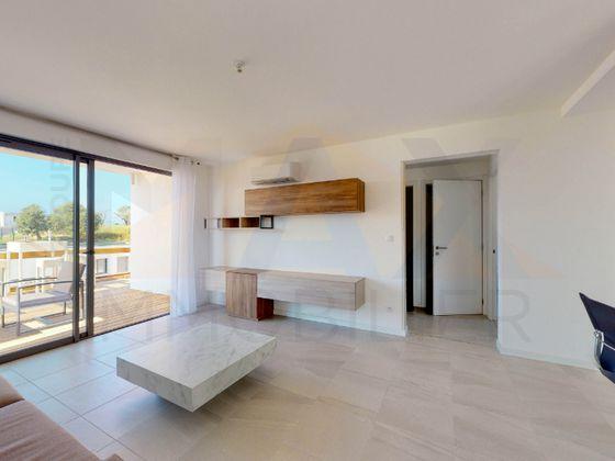Vente appartement 3 pièces 63,65 m2