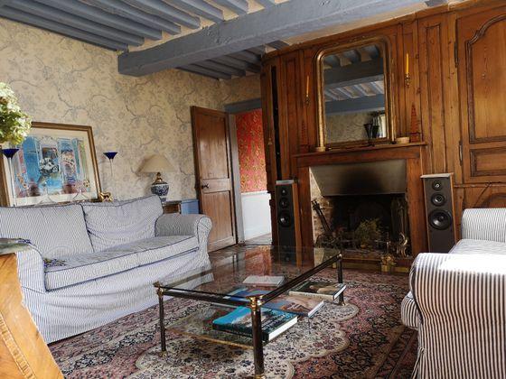 Vente manoir 4 pièces 140 m2