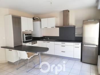 Appartement 3 pièces 61,88 m2
