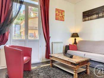 Appartement meublé 2 pièces 44,7 m2