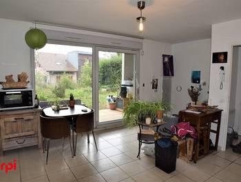 Appartement 2 pièces 38,76 m2