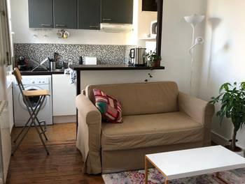 Appartement meublé 2 pièces 27,25 m2