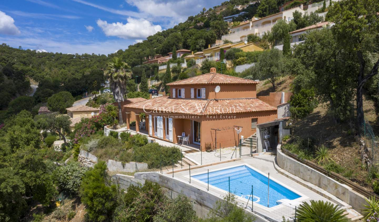 House with pool La Londe-les-Maures