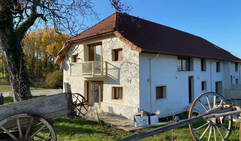Maison avec terrasse Attignat-Oncin