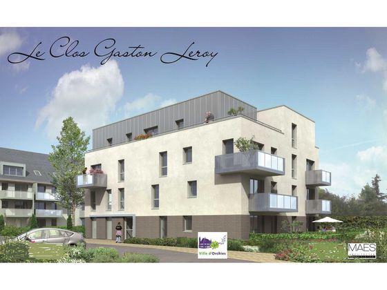 Vente appartement 2 pièces 46,98 m2