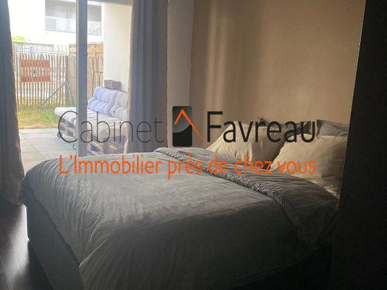 Vente appartement 2 pièces 45,98 m2