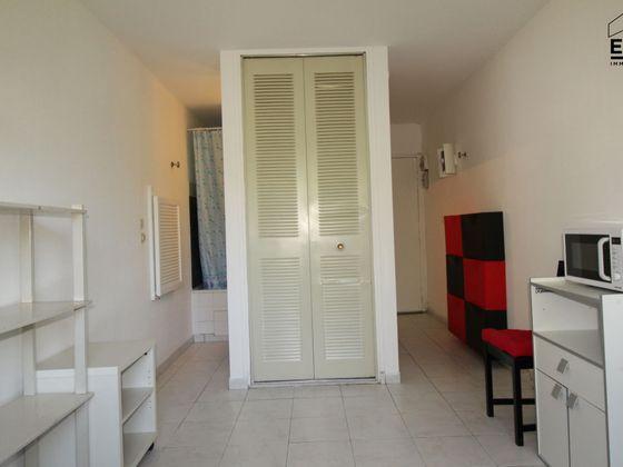 Vente studio 17,21 m2
