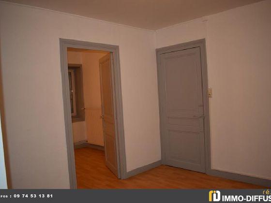 Location appartement 5 pièces 80 m2