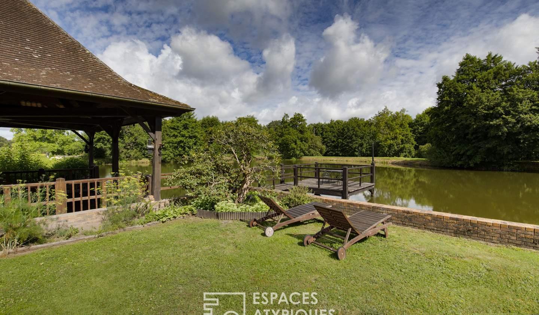 Maison avec piscine Argent-sur-Sauldre