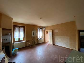 Maison 3 pièces 63,98 m2