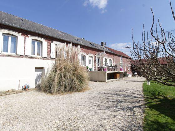 Vente maison 7 pièces 200,57 m2