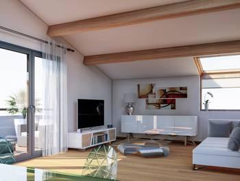 Duplex 4 pièces 84,45 m2
