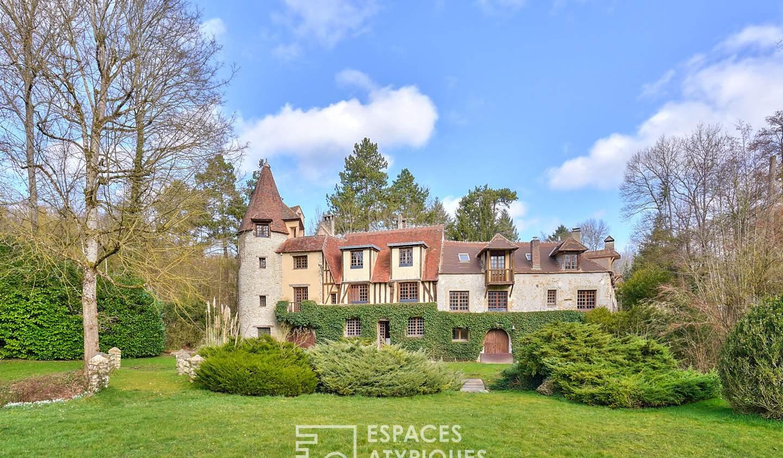 Maison avec terrasse Courgent