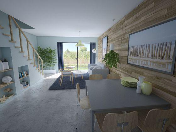Vente maison 4 pièces 81,55 m2