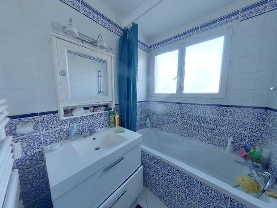 Vente appartement 3 pièces 49,57 m2
