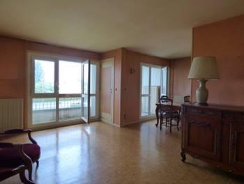 Appartement 4 pièces 77,7 m2