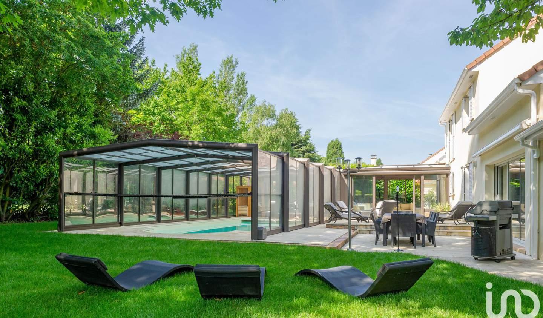 Maison avec piscine et terrasse Saint-Germain-lès-Corbeil