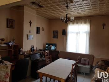 Maison 2 pièces 82 m2