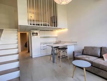 Appartement 2 pièces 34,6 m2