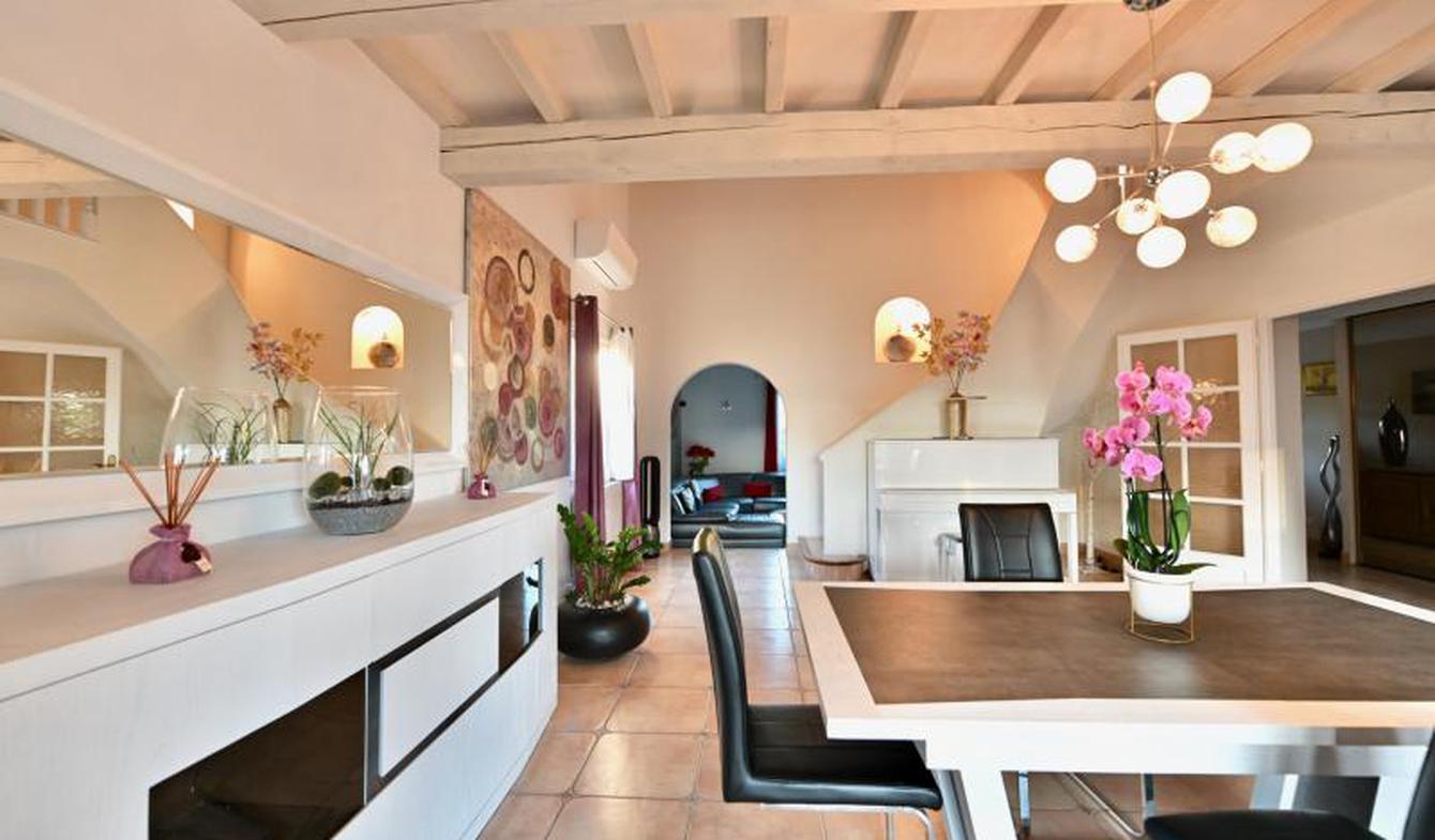 Maison avec piscine et terrasse Montarnaud