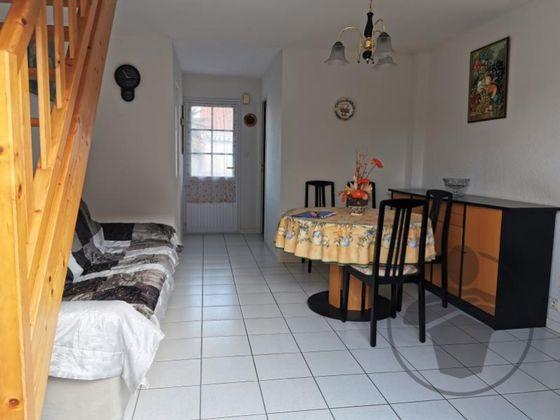 Vente maison 3 pièces 49,81 m2