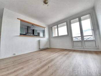 Appartement 3 pièces 57,47 m2