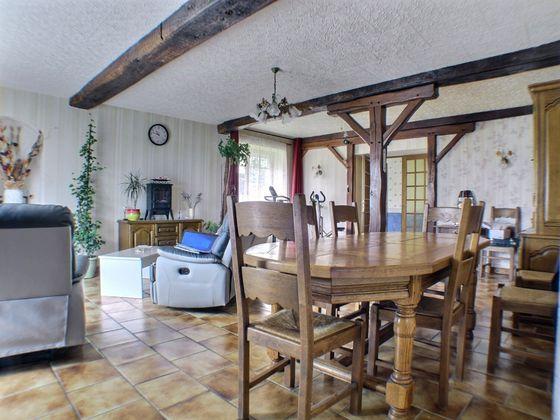 Vente maison 6 pièces 156,36 m2