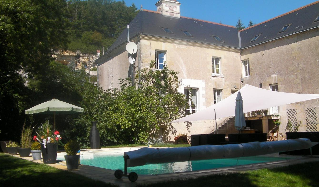 Property with pool Tours