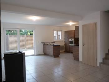 Maison 4 pièces 101,48 m2