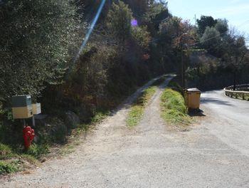 terrain à L'Escarène (06)