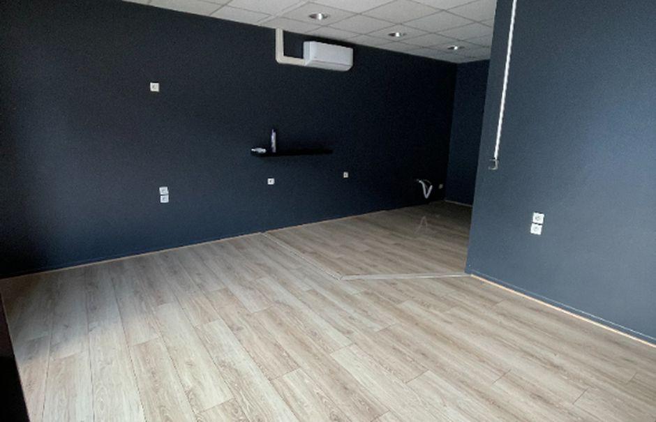 Location  locaux professionnels 2 pièces 40 m² à Saint-Joseph-de-Rivière (38134), 415 €