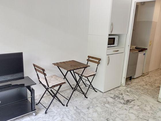 Location studio 17,93 m2