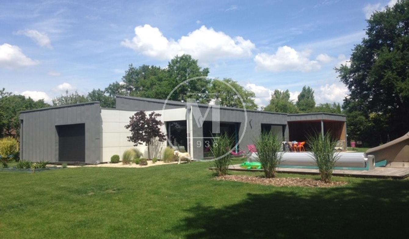 Maison avec piscine et terrasse Fontaine-le-Comte