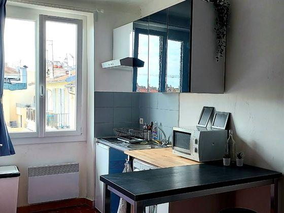Location studio 14,71 m2