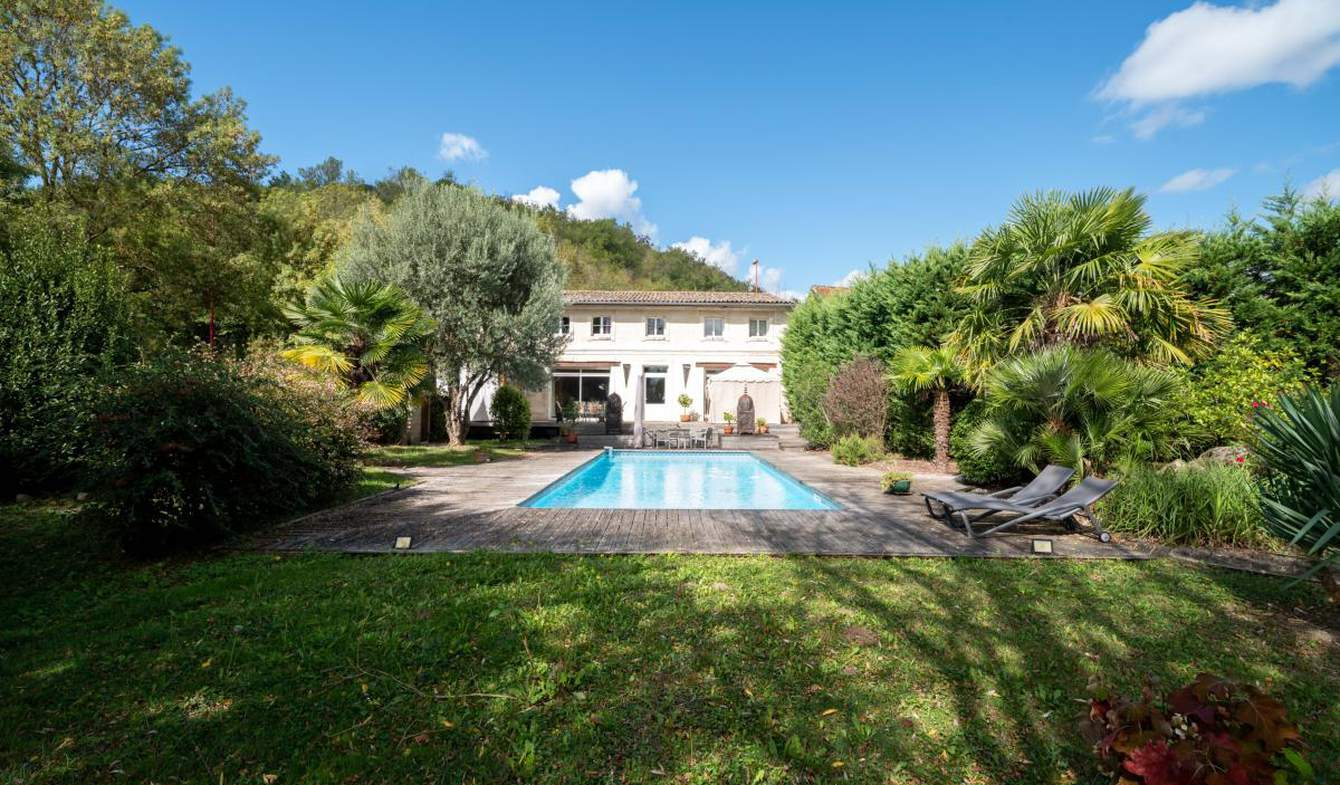 Maison avec piscine Libourne