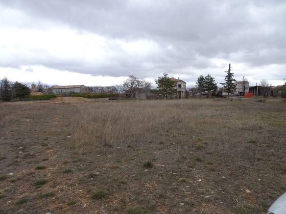 Vente terrain 1010 m2