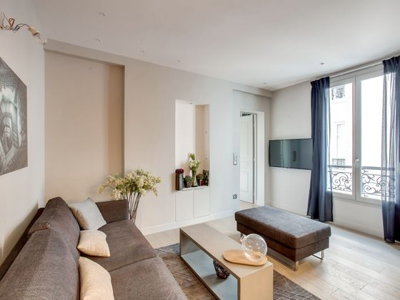 vente Appartement 4 pièces 68,65 m2 Paris 16ème