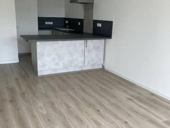 Appartement meublé 3 pièces 59,1 m2