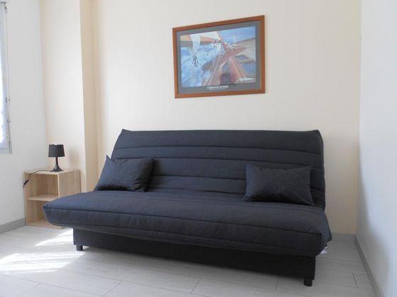 Location appartement meublé 3 pièces 35 m2