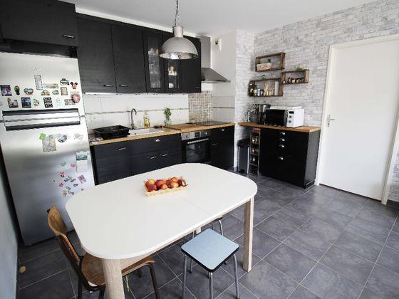 Vente appartement 3 pièces 60,31 m2