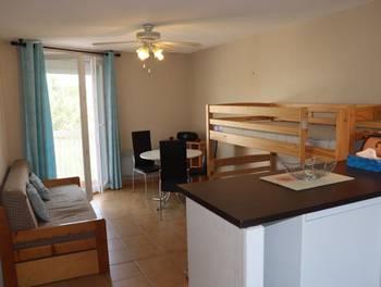Appartement 2 pièces 41,46 m2