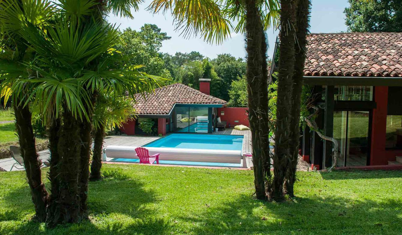 Villa avec piscine Saint-Jean-de-Marsacq