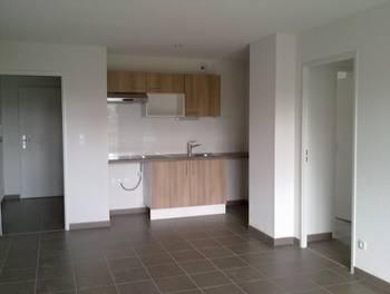 Appartement 3 pièces 57,51 m2
