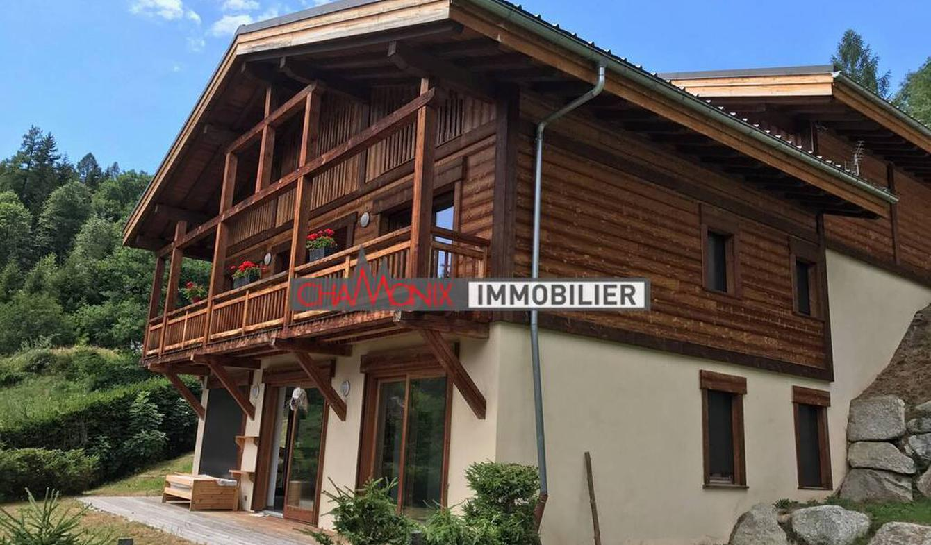 Apartment with terrace Les Houches