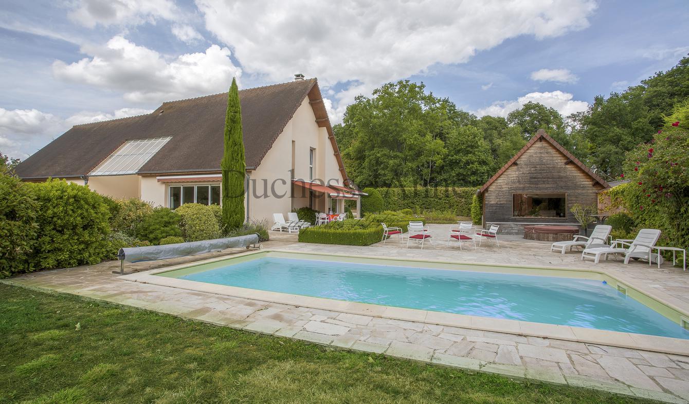 Maison avec piscine et terrasse Neauphle-le-Château