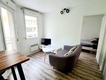 Appartement meublé 2 pièces 32,16 m2