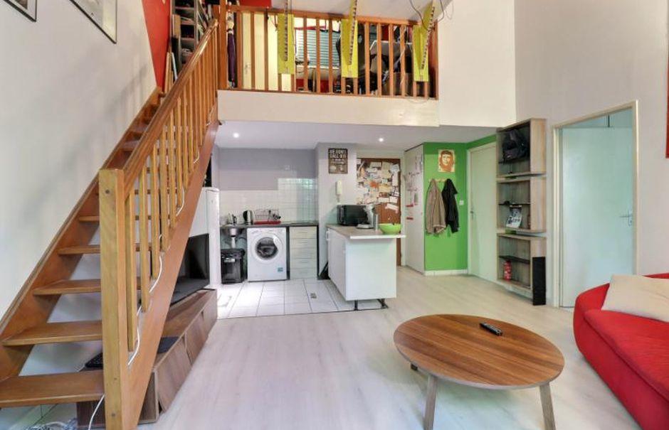 Vente appartement 3 pièces 58.81 m² à Toulouse (31200), 137 000 €