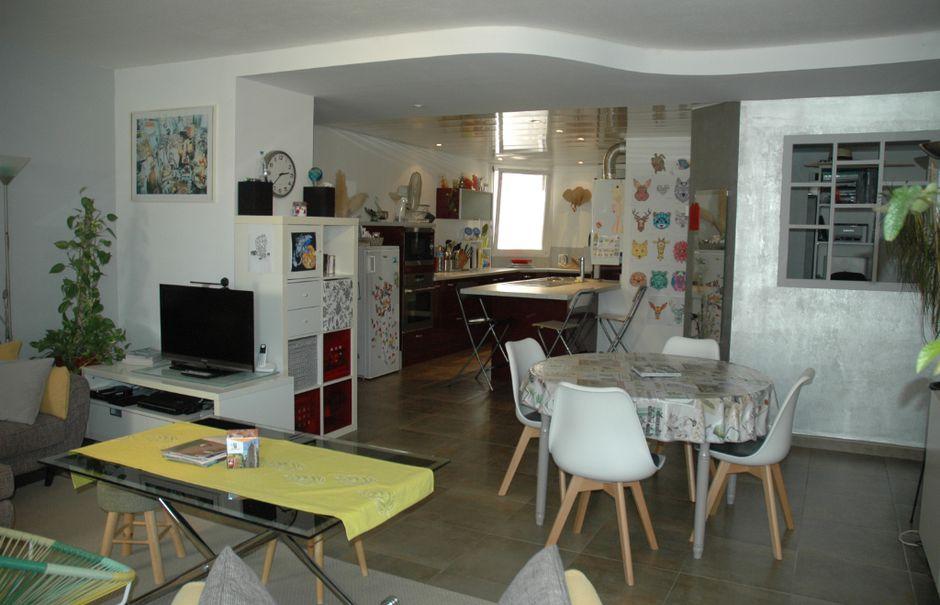 Vente appartement 5 pièces 100 m² à Montpellier (34000), 265 000 €