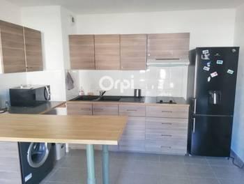 Appartement 2 pièces 39,55 m2