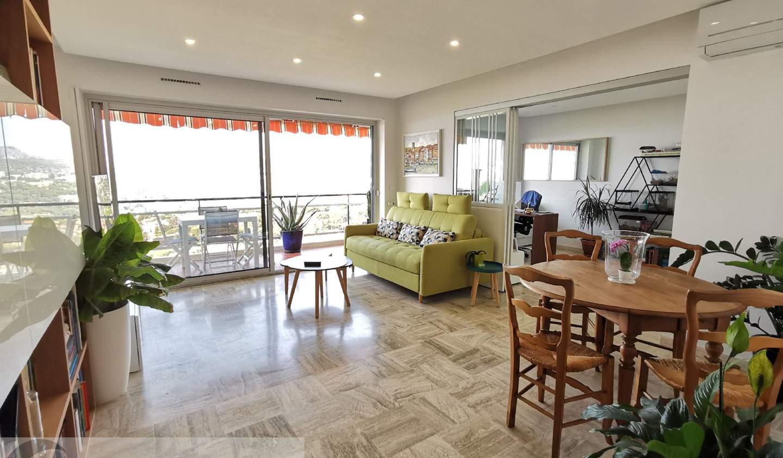 Appartement avec terrasse et piscine Cassis